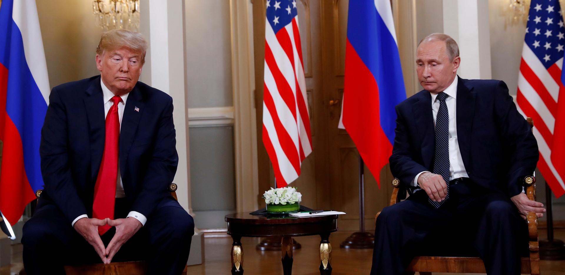 بوتين يضع أمريكا في مأزق