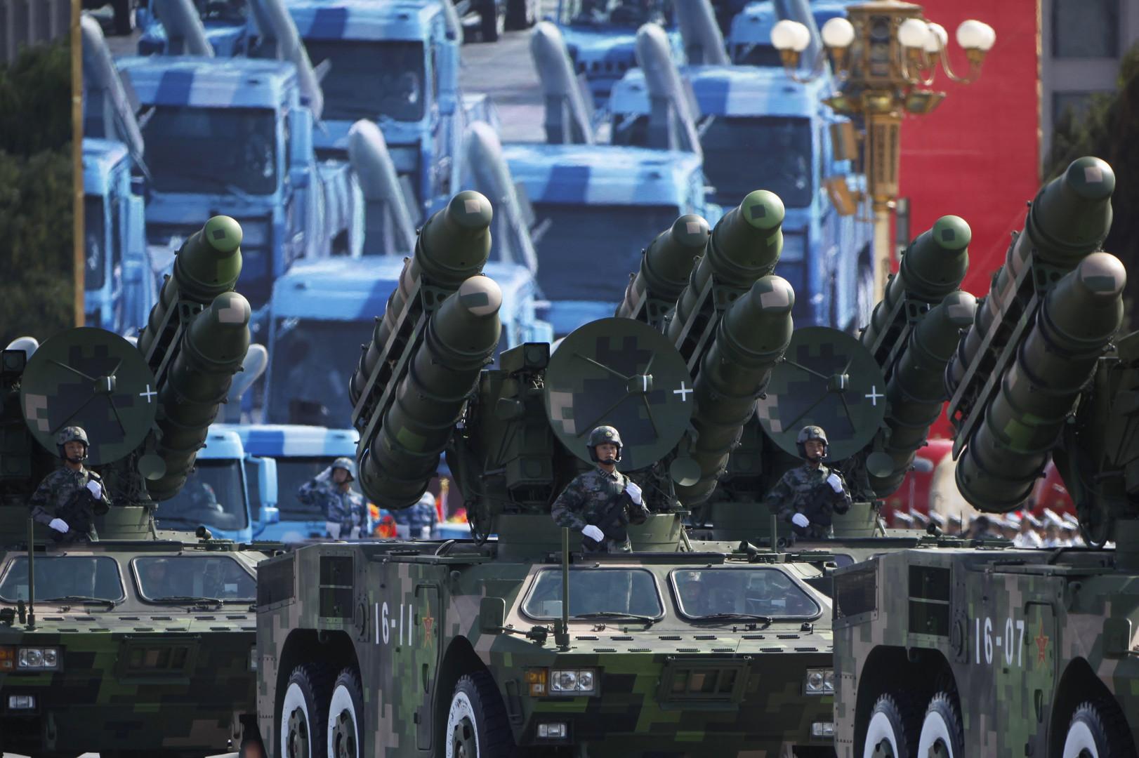 الصواريخ الصينية تنقل النزاع الإيراني السعودي إلى مستوى جديد