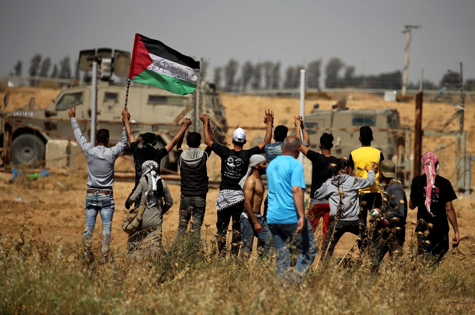الحكومة البريطانية تتهم إسرائيل بانتهاك حقوق الإنسان بشكل مستمر