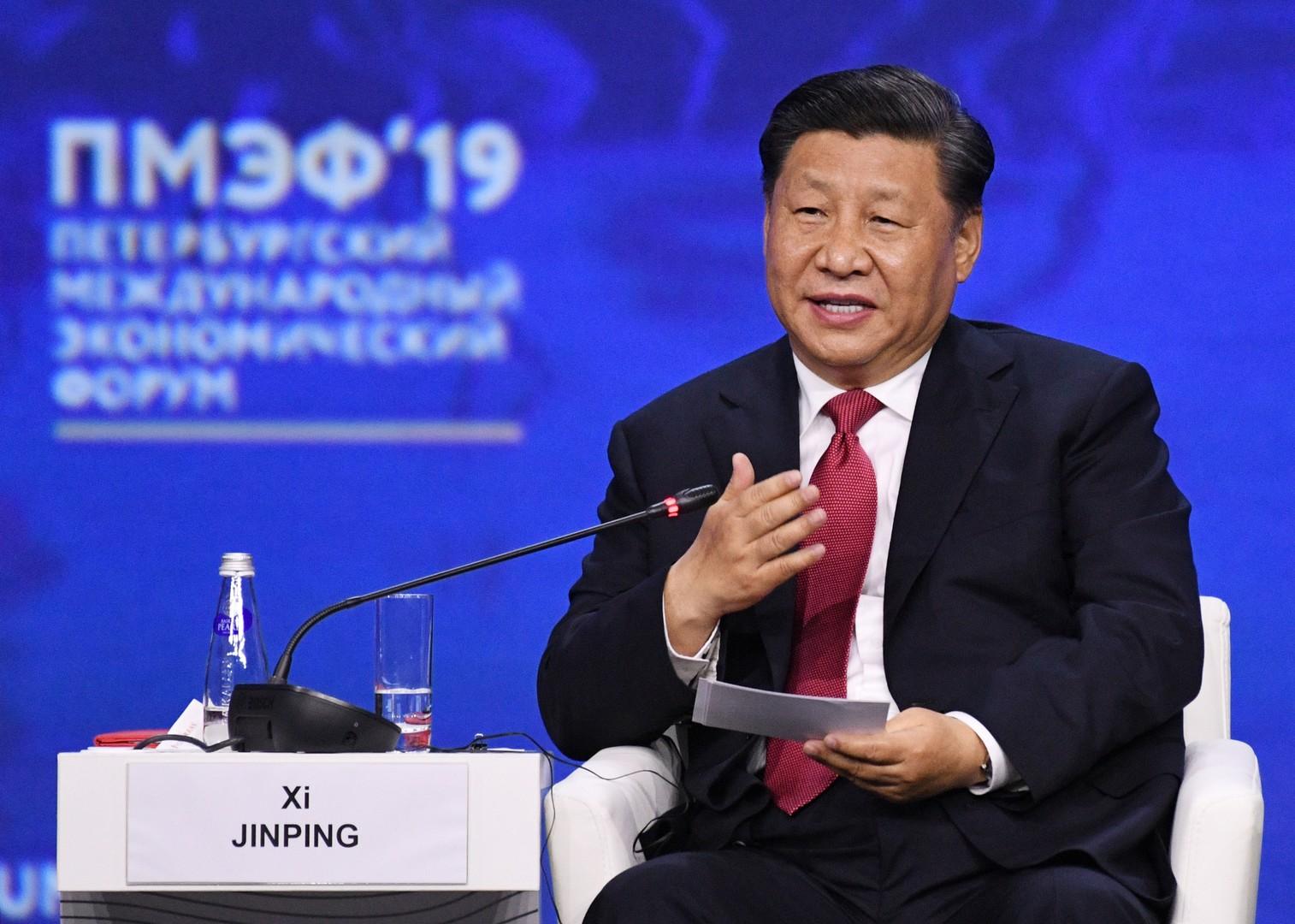 بكين: مستعدون لتقاسم تكنولوجيا