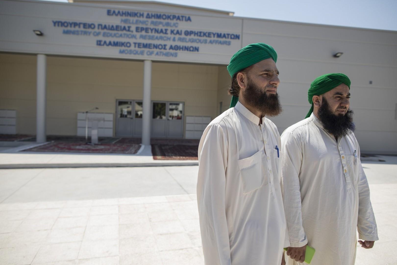 اليونان.. الاستعداد لافتتاح أول مسجد في أثينا منذ عهد العثمانيين (صور)
