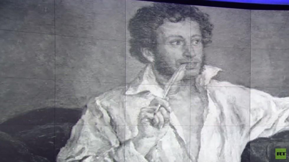 متحف بوشكين يحتفل بميلاد الشاعر العظيم