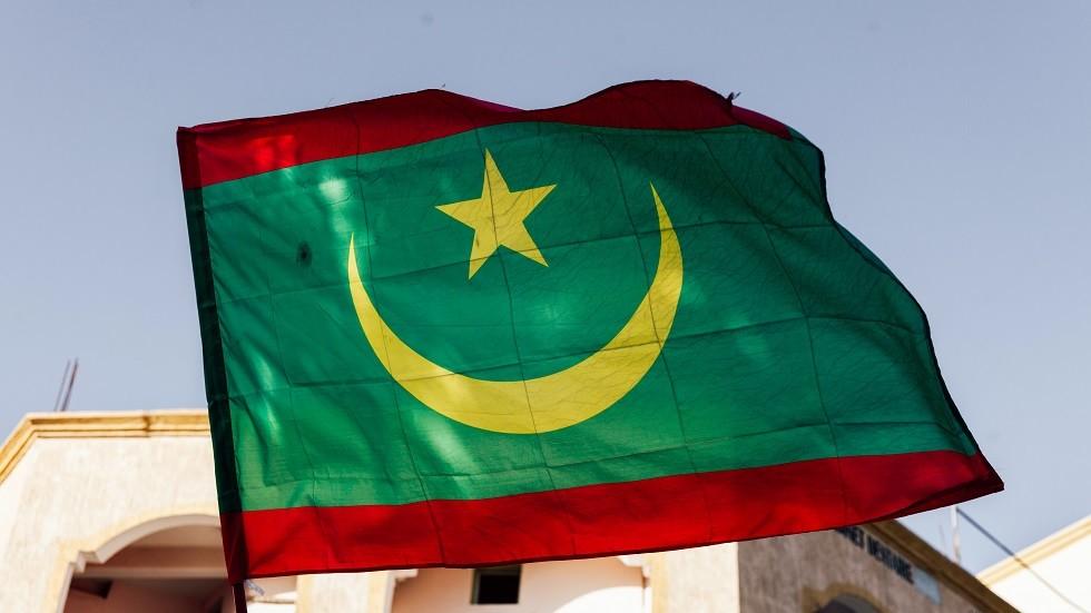 العلم الموريتاني الجديد