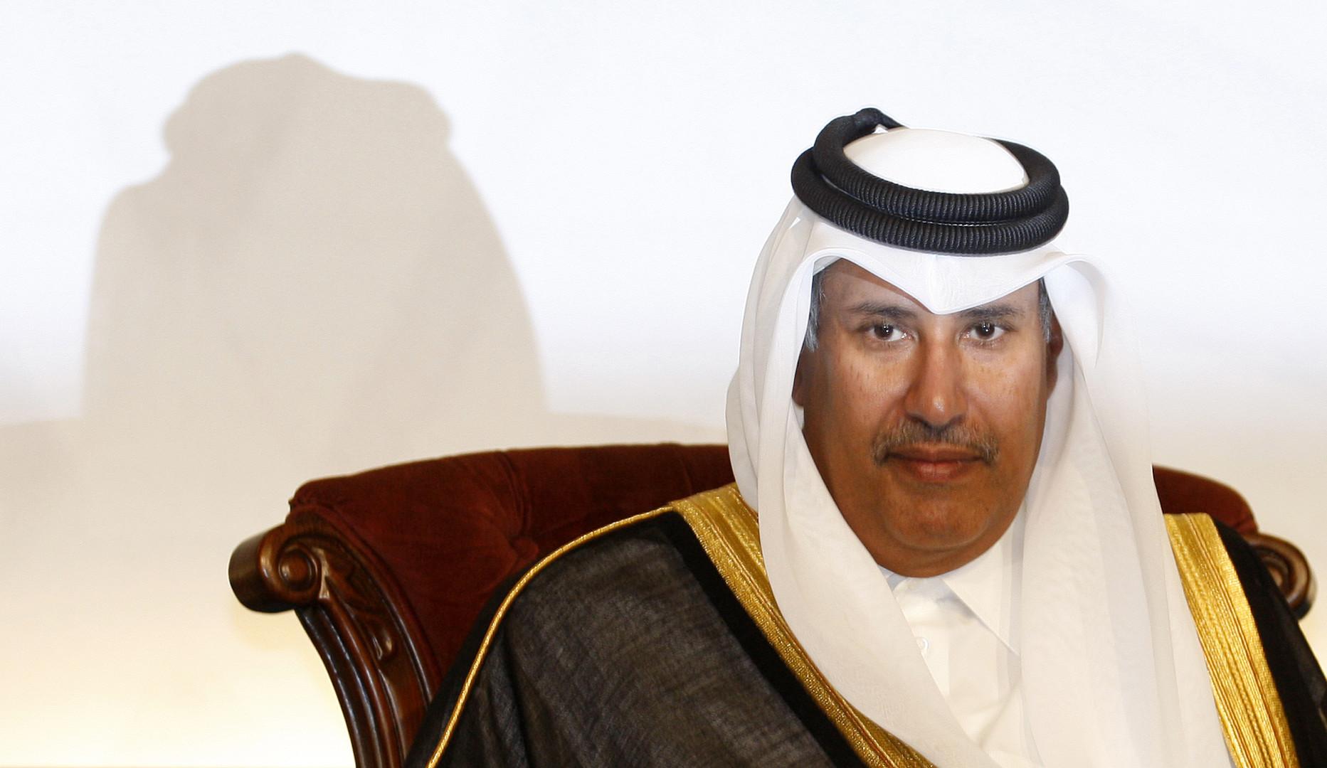 رئيس وزراء قطر السابق: معظم