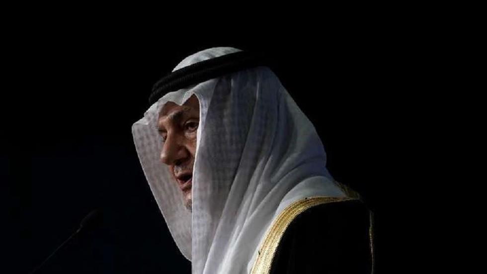 رئيس الاستخبارات السعودية الأسبق تركي الفيصل