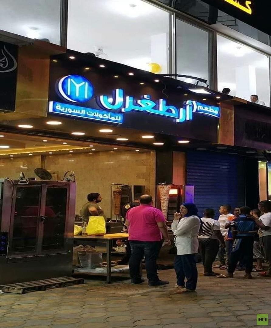 محام مصري يطلب من القضاء حصر أموال السوريين في