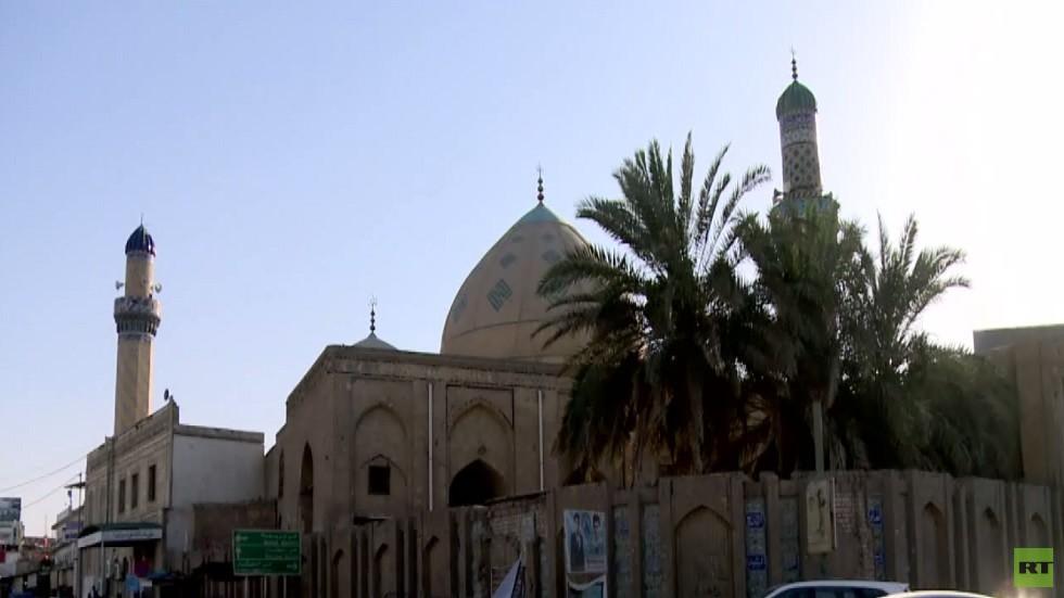 RT ترصد واقع البصرة ومطالب شارعها