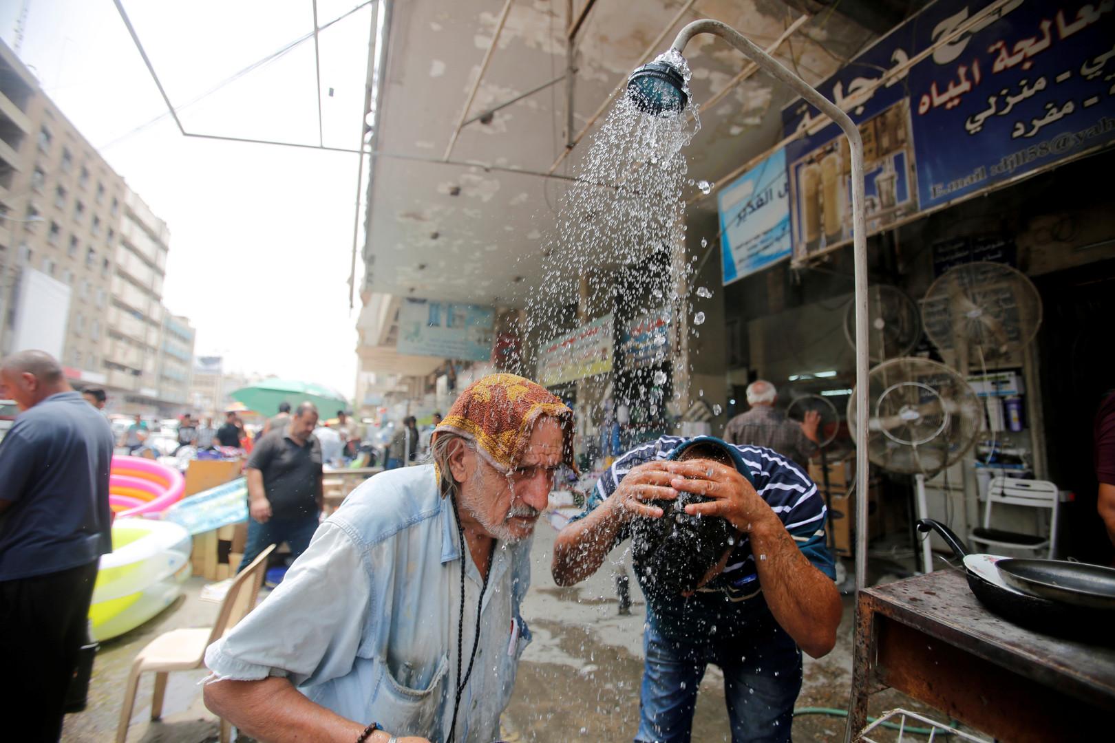 مدينتان عراقية وكويتية تتقاسمان أعلى درجات الحرارة بين دول العالم