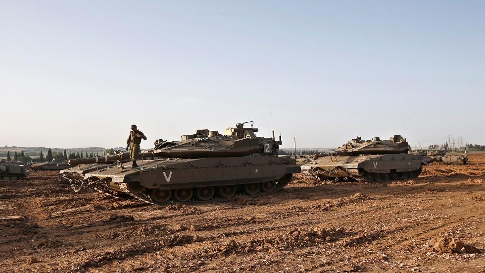 الجيش الإسرائيلي ينهي مناورات ضخمة تحاكي اقتحام قرى لبنانية فيها مسلحو