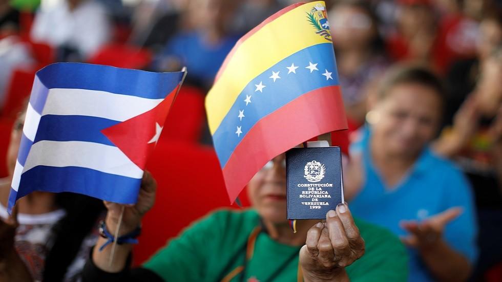 هافانا تشدد على وحدة المصير بين كوبا وفنزويلا