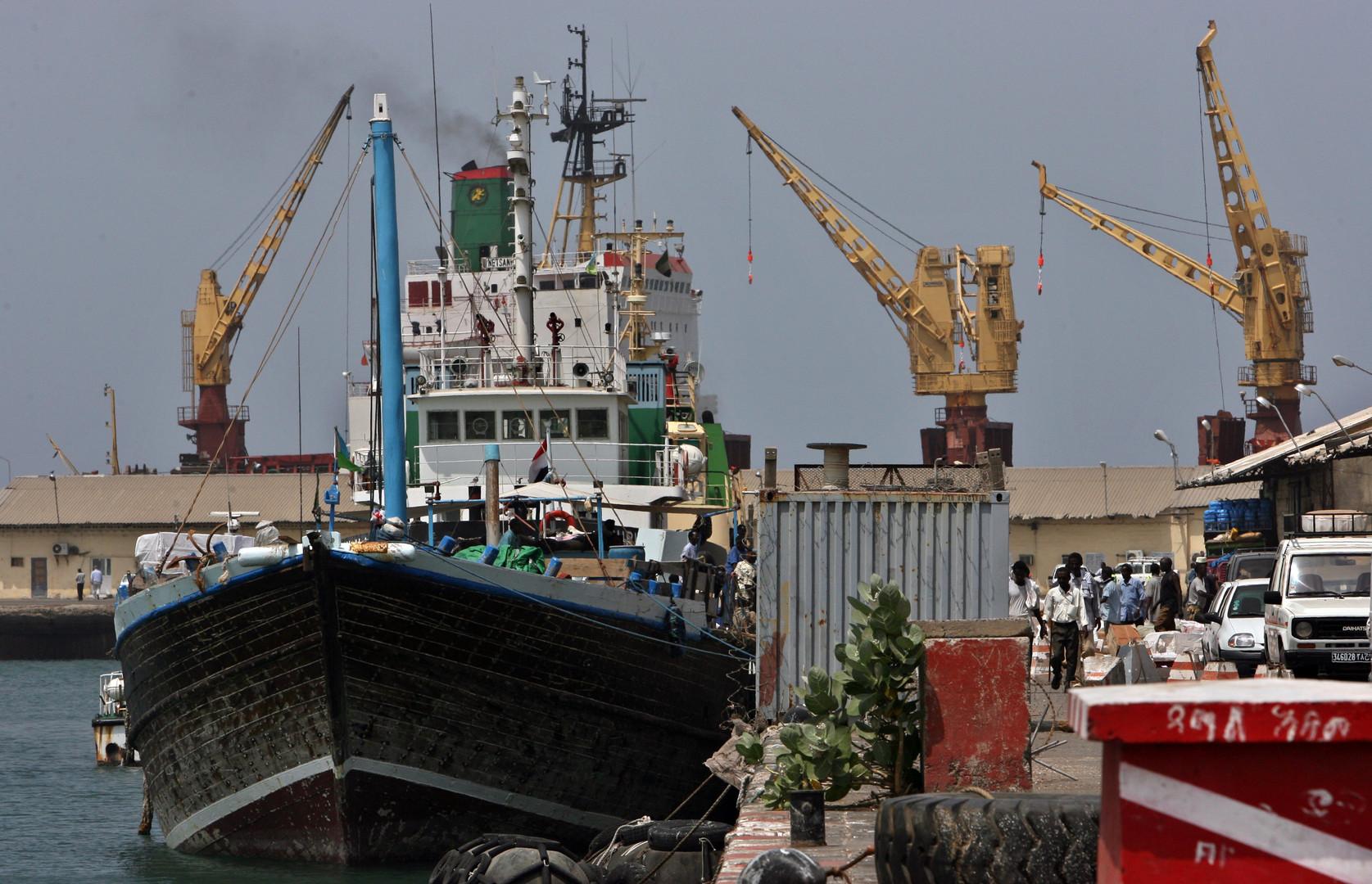جيبوتي: لا توجد سفن حربية إيرانية في موانئنا