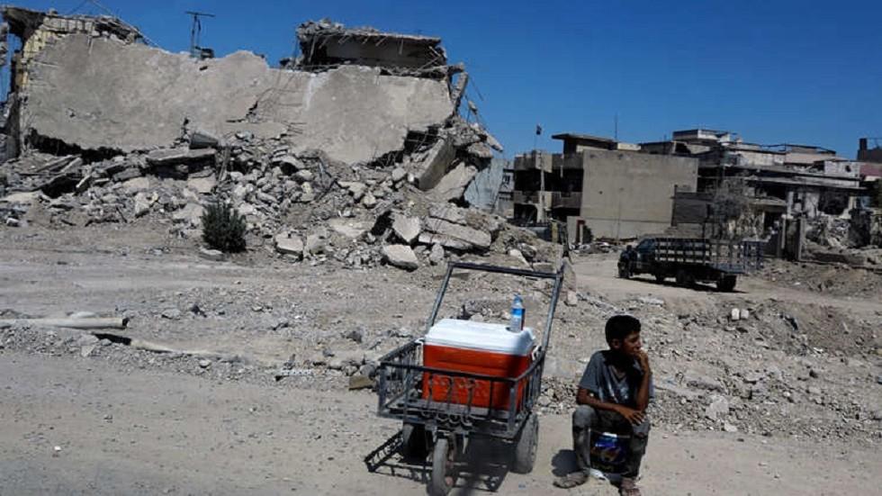 الأمم المتحدة: 70% من الذخائر غير المنفجرة في العراق ما تزال تحت الأنقاض