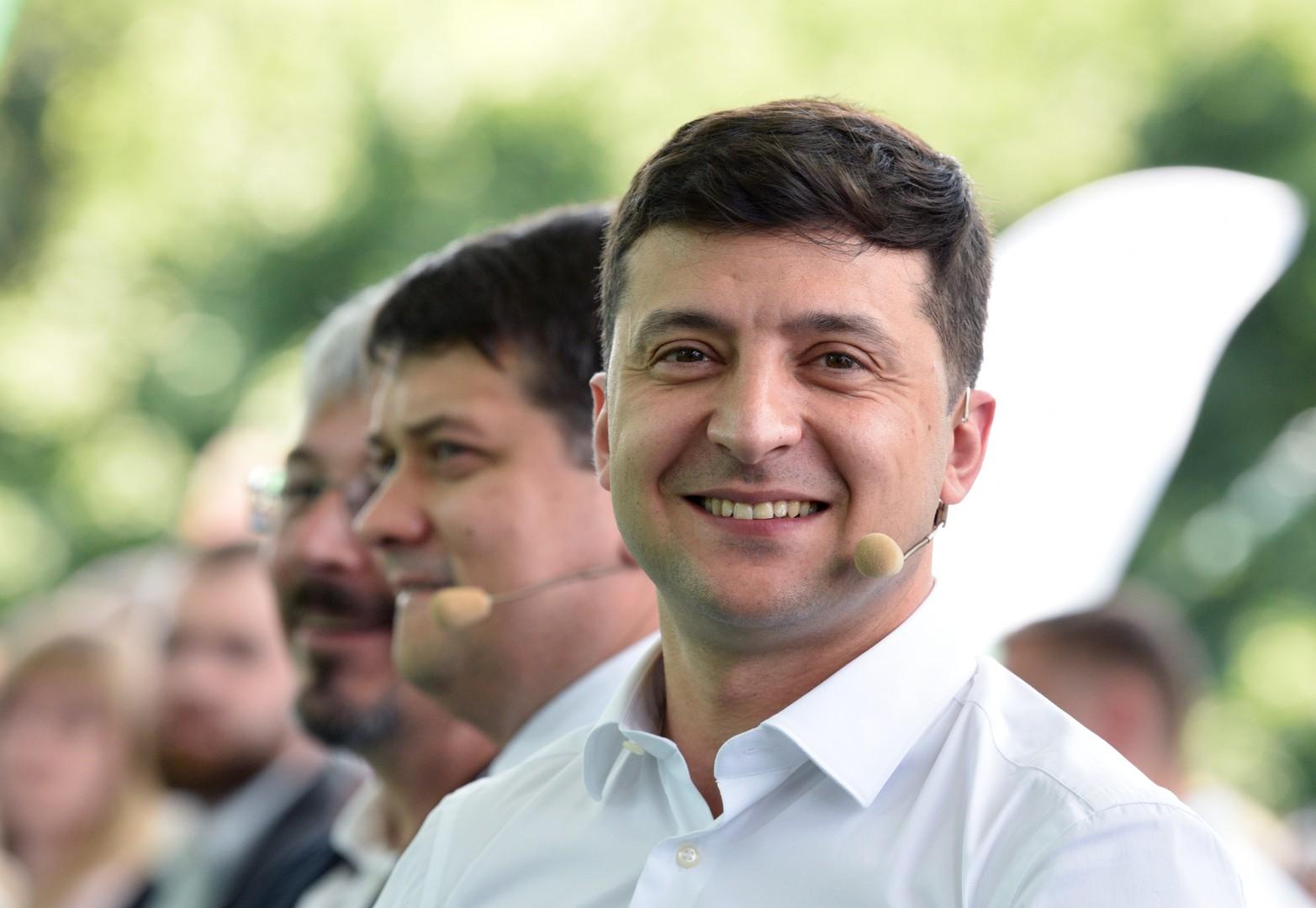 زيلينسكي: هدفنا ليس إحياء النظام الأوكراني السابق بل القضاء عليه