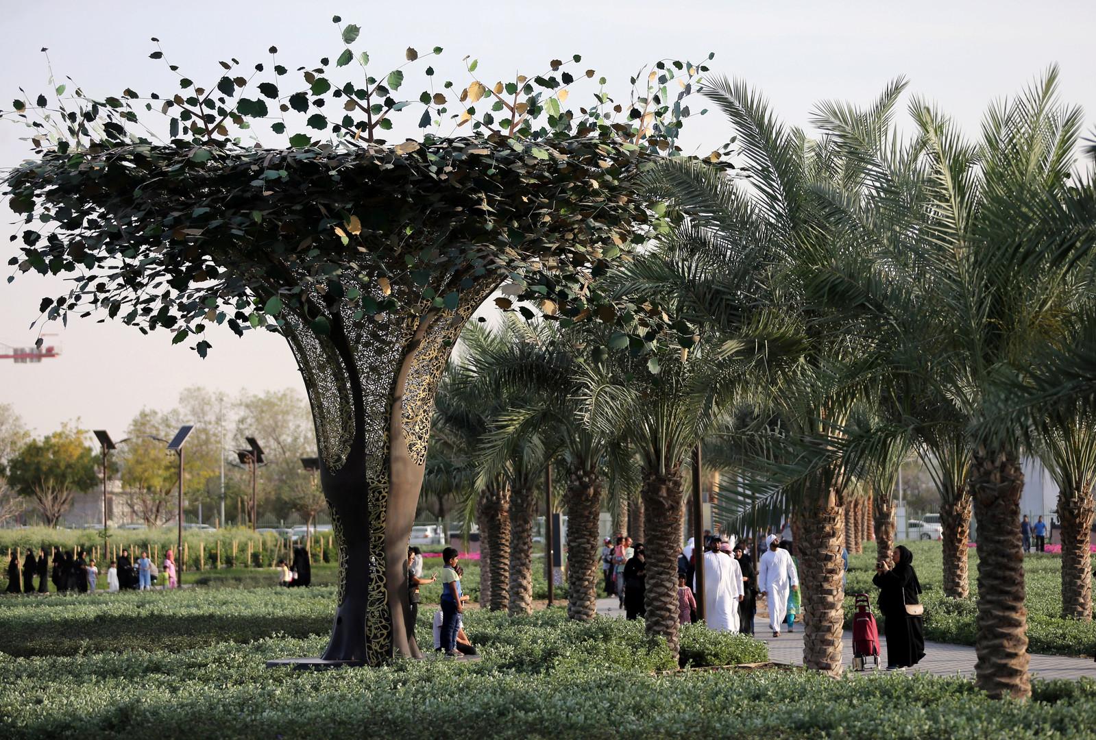دبي (صورة أرشيفية)