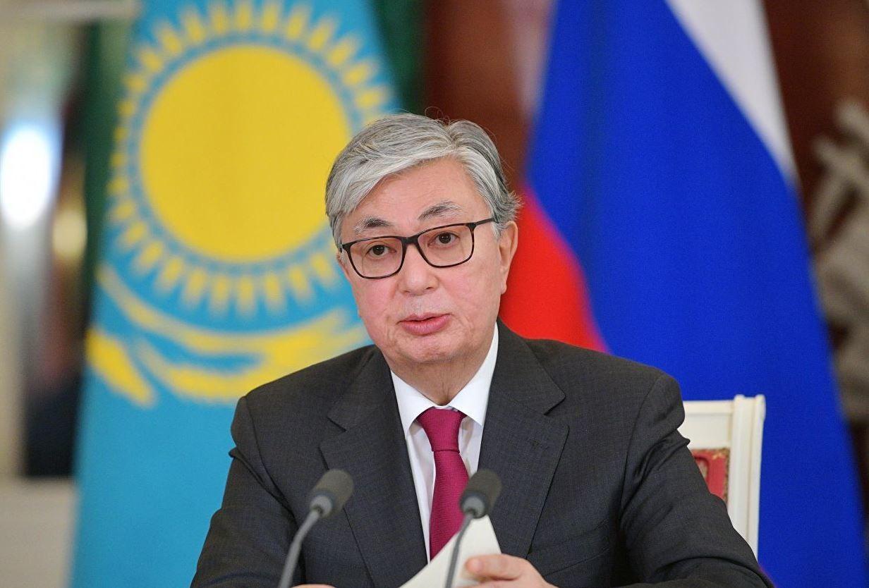 القائم بأعمال رئيس كازاخستان قاسم جومارت توكايف