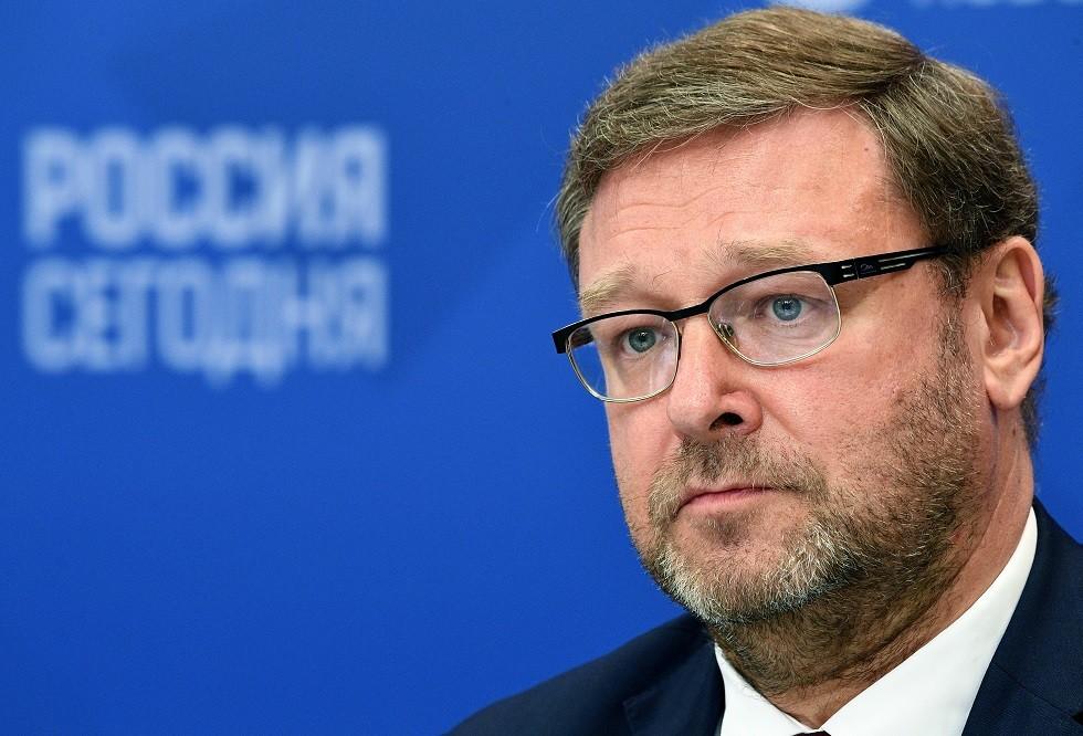 كوساتشيف: ما يحدث في مولدوفا