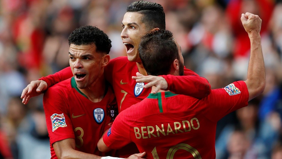 بالأرقام.. سيلفا رجل مباراة البرتغال وهولندا (فيديو)