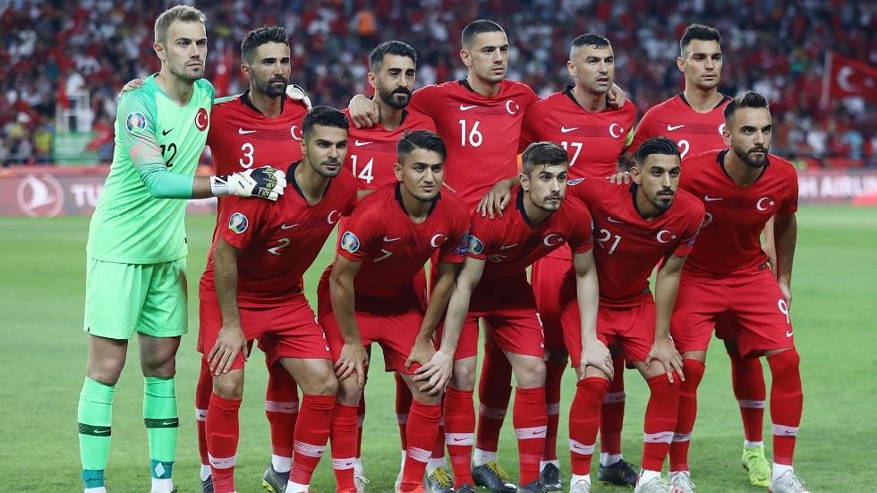 أنقرة تحتج رسميا على سوء معاملة إيسلندا لمنتخب تركيا