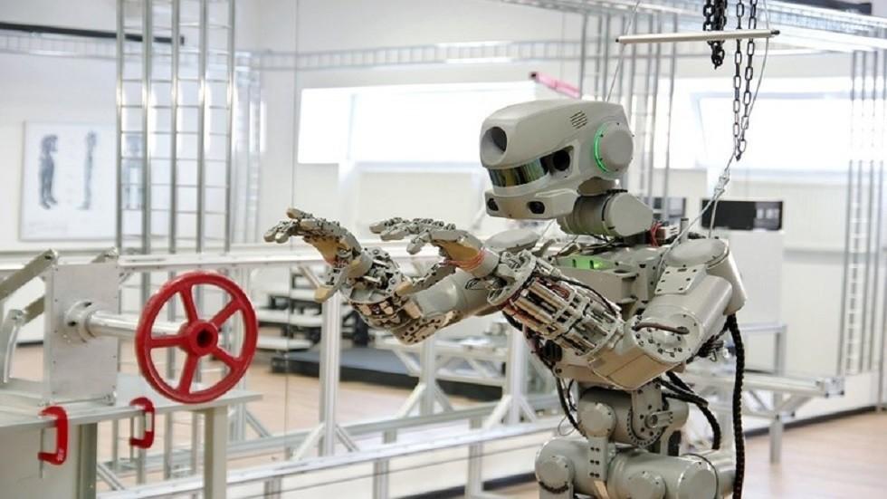 روبوت فيدور