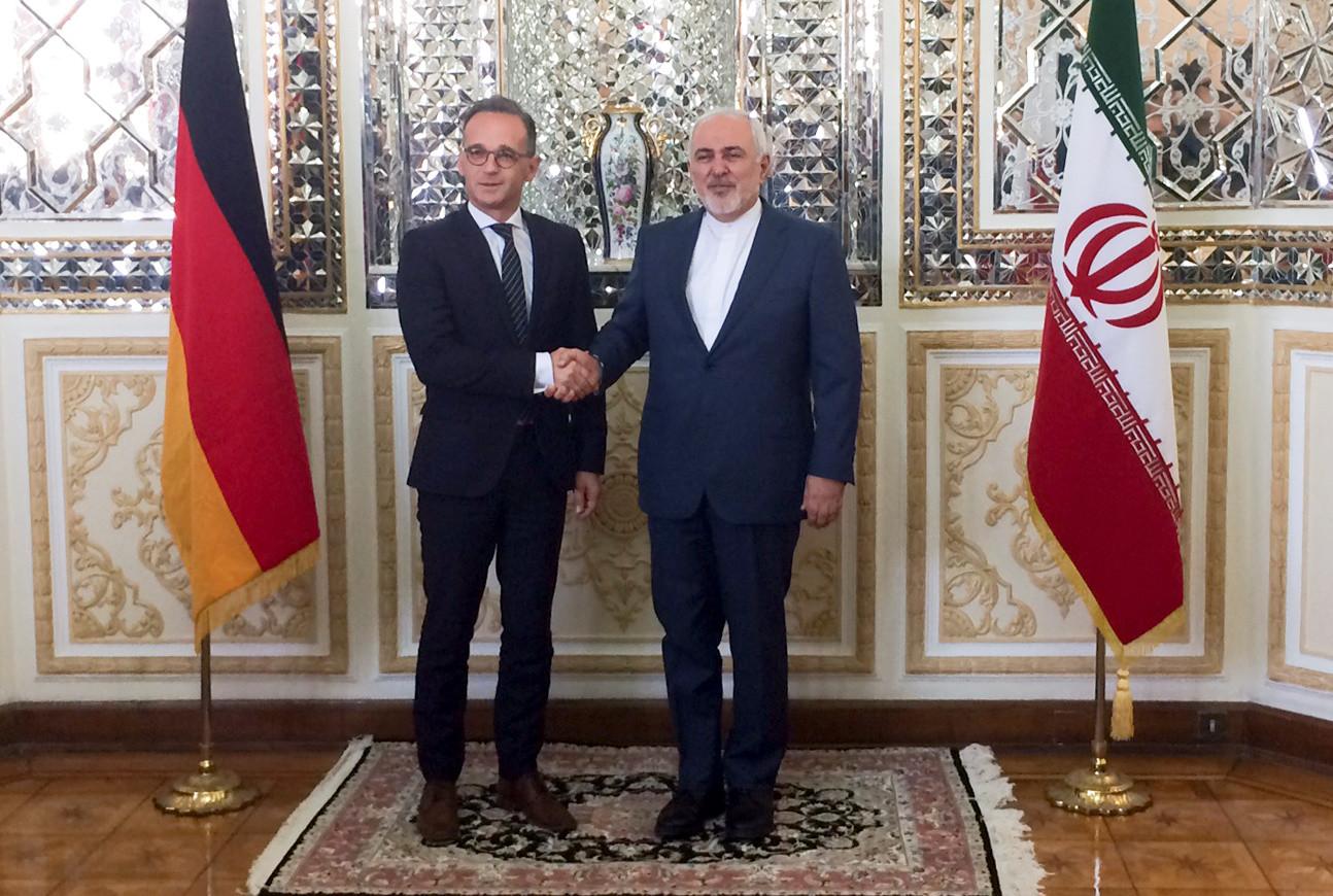 وزير خارجية ألمانيا يزور طهران