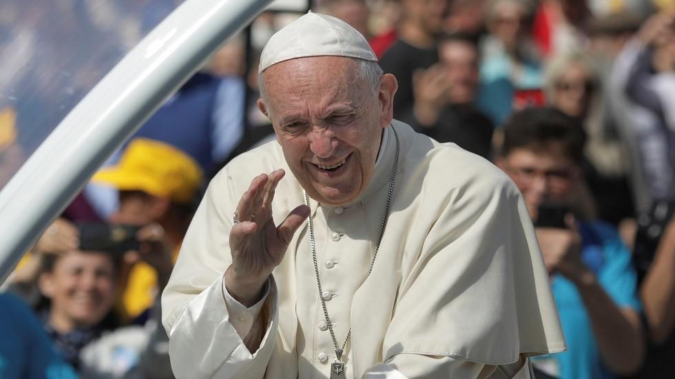 زيارة العراق فكرة ملحة تراود البابا فرنسيس