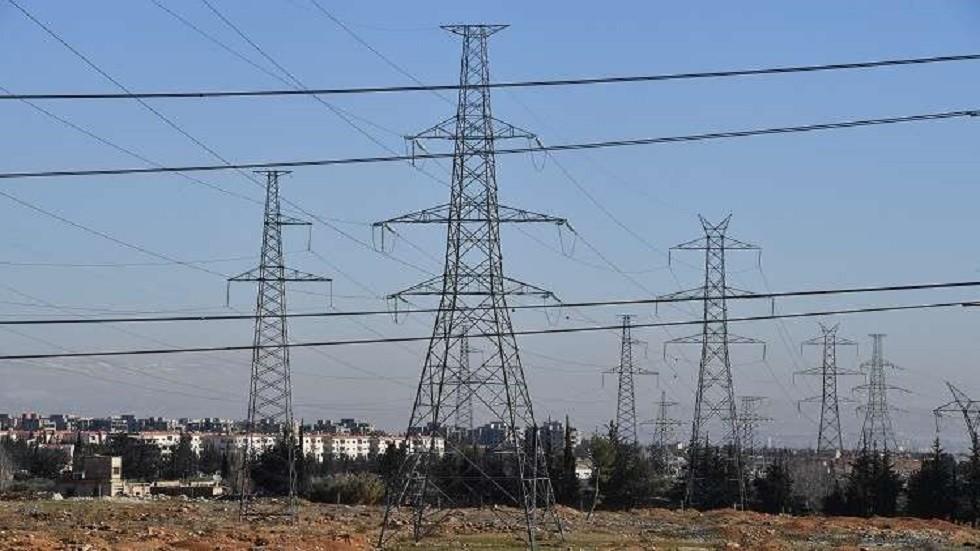 سوريا تدرس شراء الكهرباء من روسيا