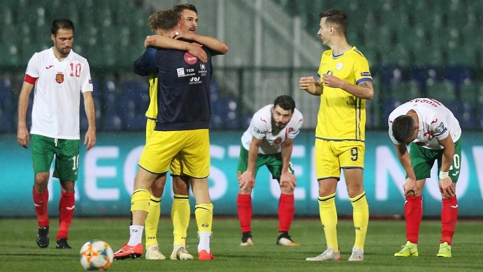 كوسوفو تفجر مفاجأة مدوية في تصفيات