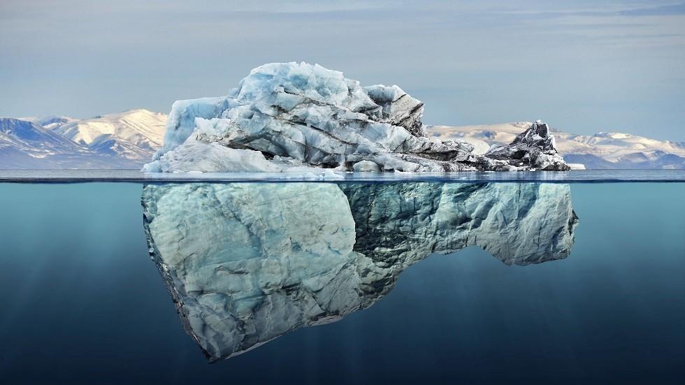 حل لغز ظهور الثقوب الغامضة في القطب الجنوبي!
