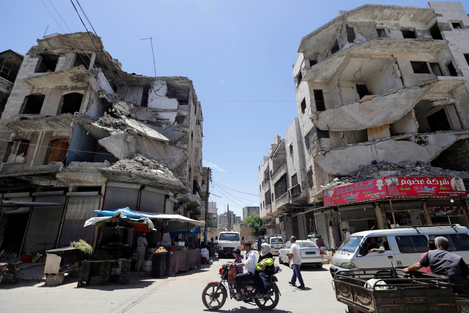 تركيا وروسيا: ما الذي يجري في إدلب؟