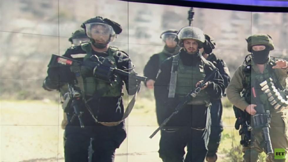 شجب فلسطيني للاستفزاز الإسرائيلي بنابلس