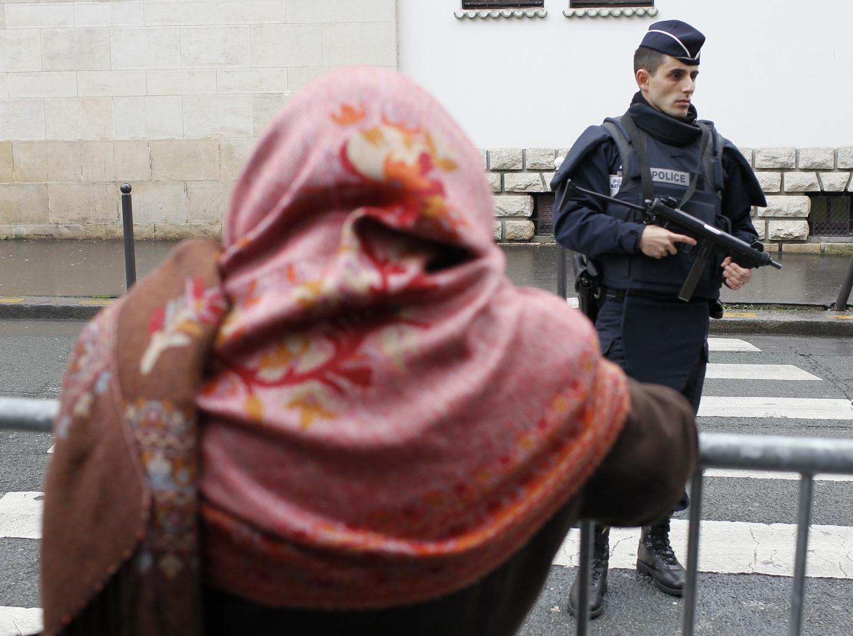 الشرطة الفرنسية- صورة أرشيفية