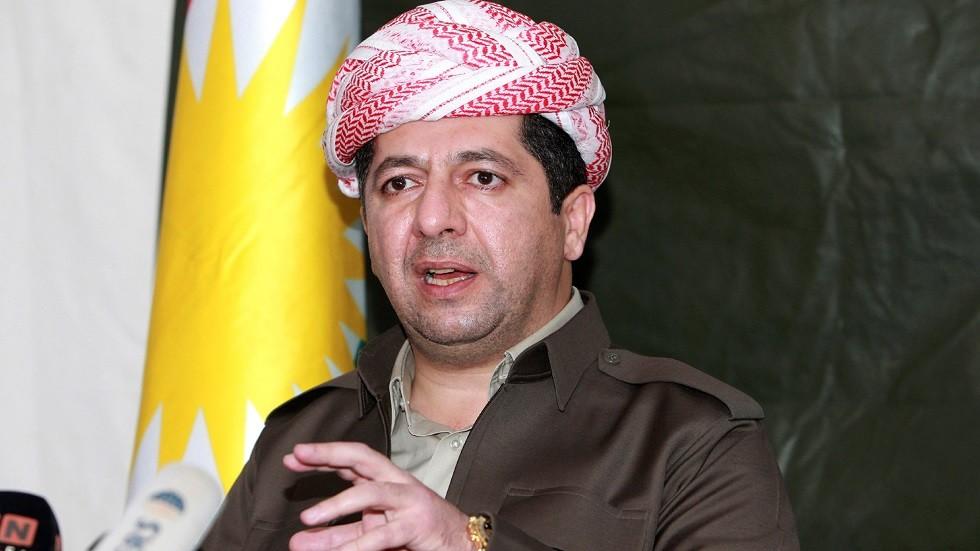 اختيار مسرور بارزاني لمنصب رئيس وزراء كردستان العراق