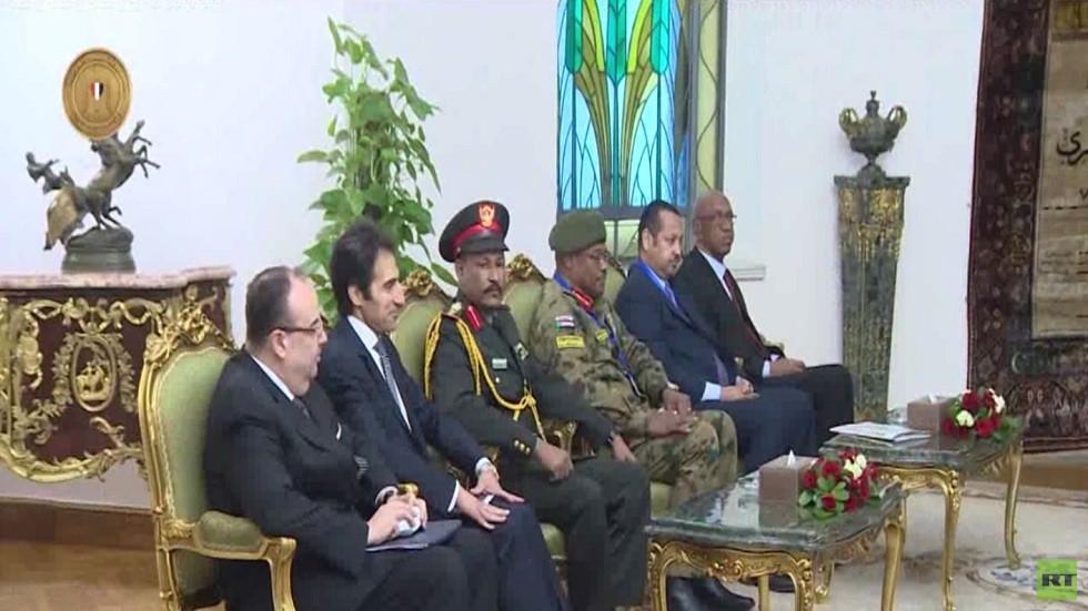 القاهرة: الحل في السودان عبر حوار وطني