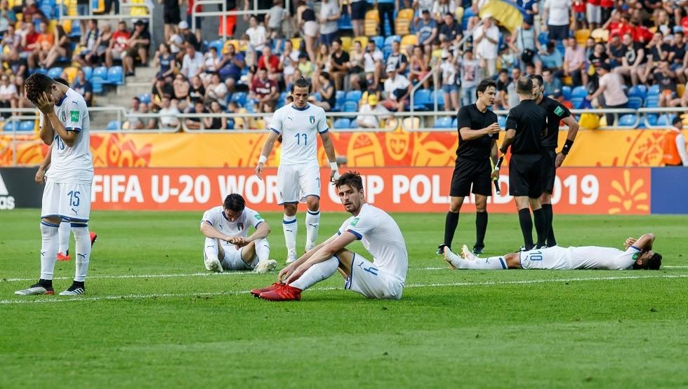 أوكرانيا تطيح بإيطاليا من مونديال الشباب (فيديو)
