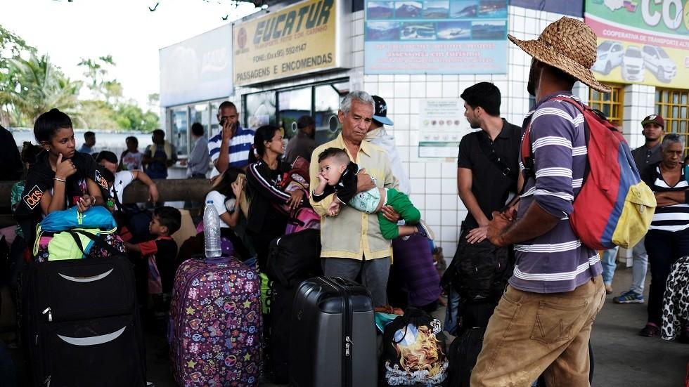 ترامب يدرس إيواء اللاجئين الفنزويليين