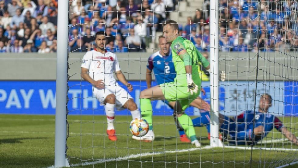 إيسلندا تهزم تركيا في تصفيات