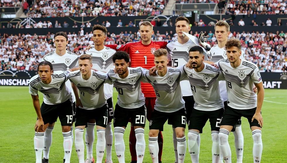 ألمانيا تمطر شباك إستونيا بالأهداف