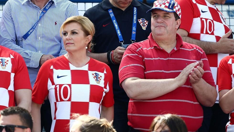 هدية تونسية غالية لرئيسة كرواتيا (صور)