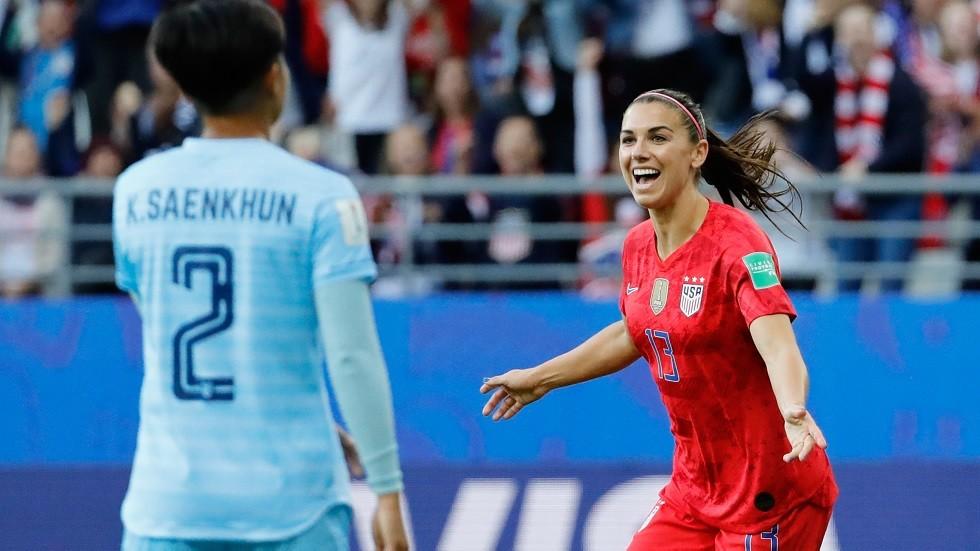 كأس العالم للسيدات.. انتقادات تطال المنتخب الأمريكي  بعد النتيجة التاريخية 13-0