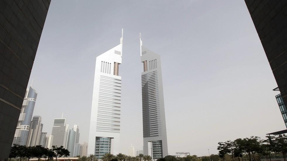 مركز دبي لمالي العالمي في الإمارات