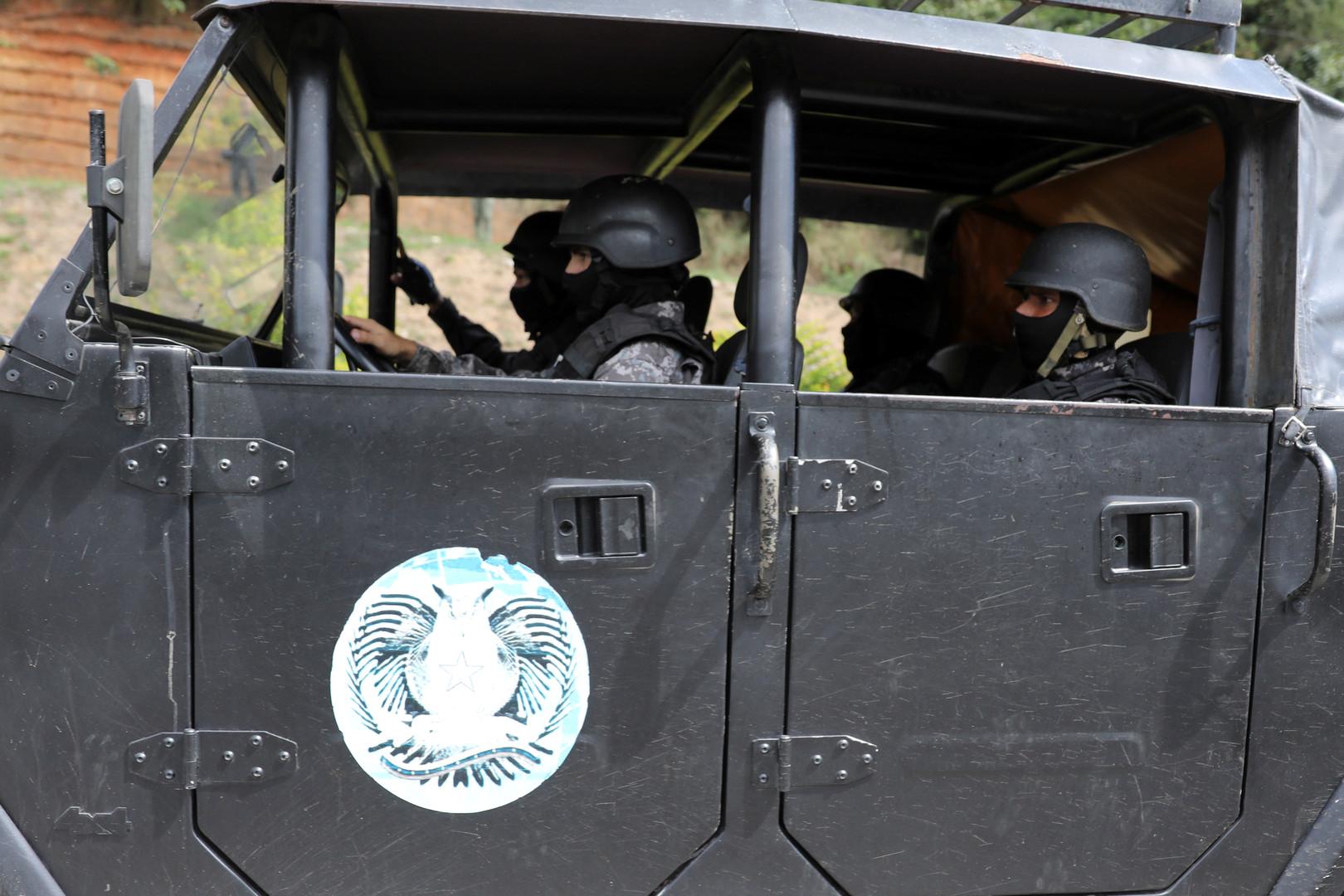 فنزويلا.. توقيف 17 شخصا على خلفية محاولة