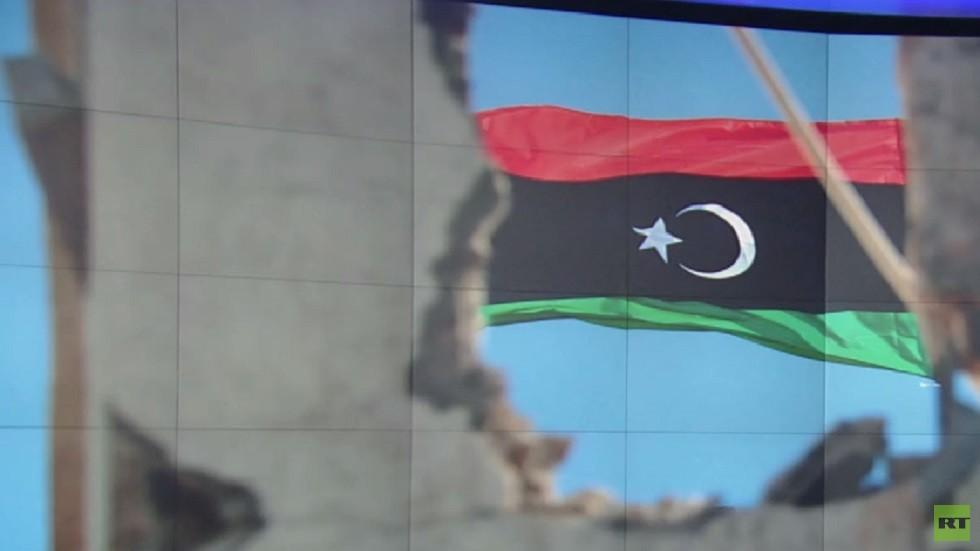 اجتماعات دول الجوار الليبي في تونس