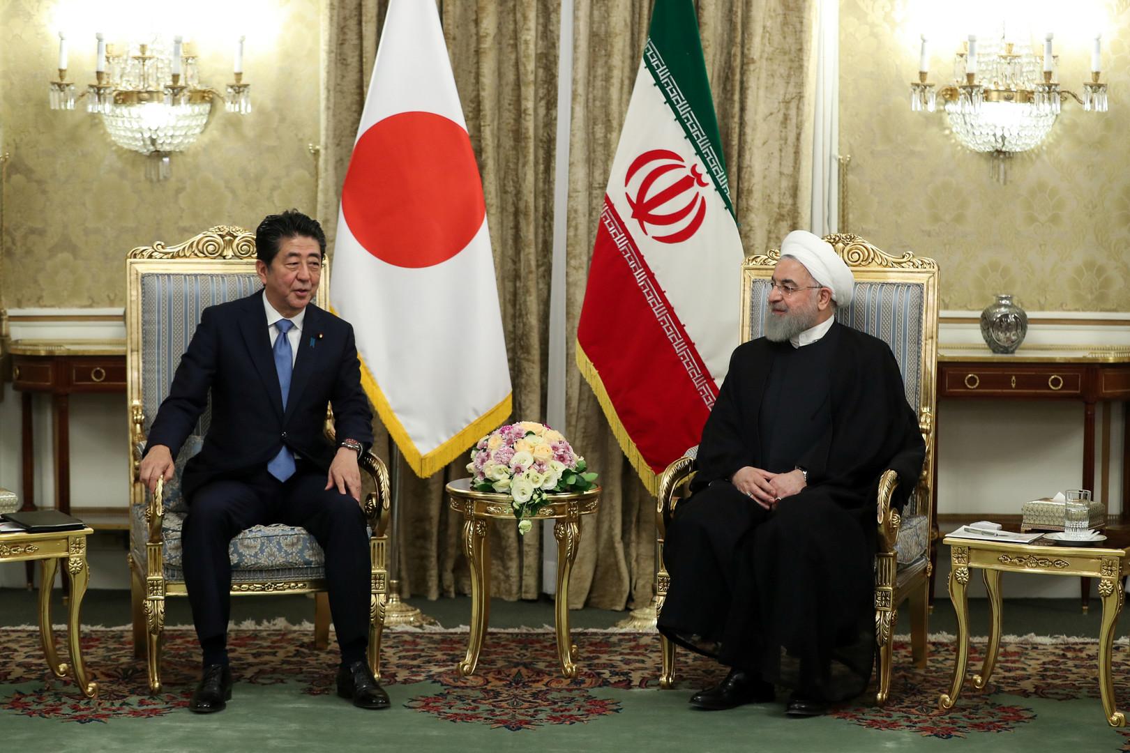 روحاني: تصرفات أمريكا تهدد استقرار الشرق الأوسط