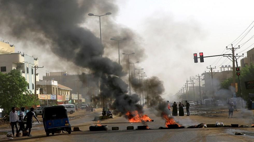 احتجاجات السودان - أرشيف