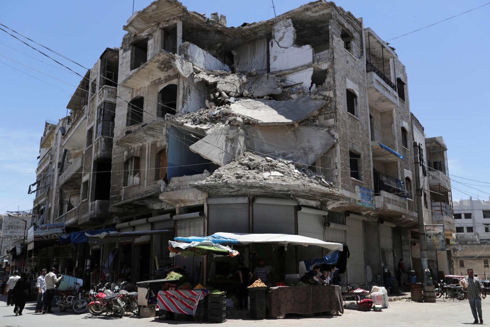 مركز حميميم: التوصل إلى اتفاق لوقف تام لإطلاق النار في إدلب برعاية روسيا وتركيا