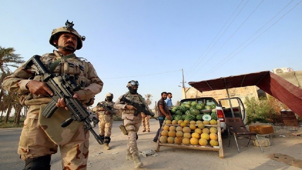 الأمن العراقي يعتقل 9 أشخاص بتهمة دعم