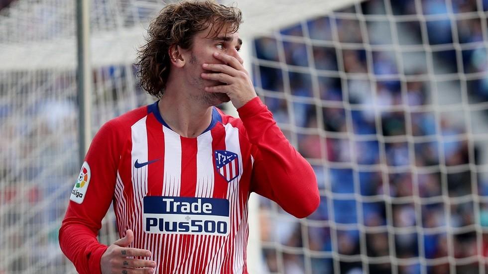 أتلتيكو مدريد يكشف وجهة غريزمان المقبلة