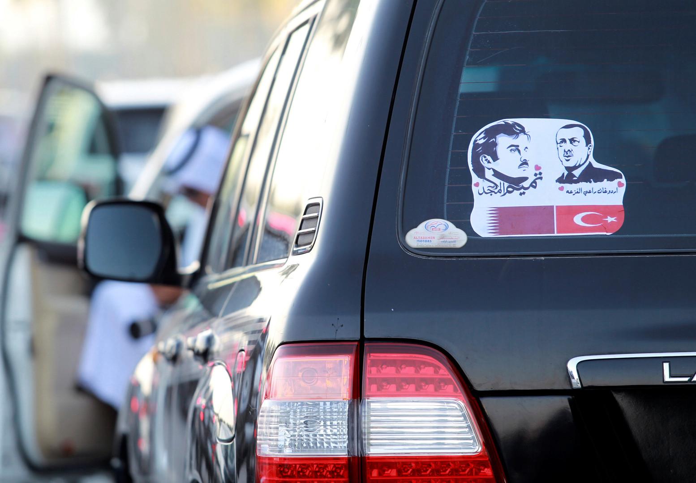 سحب أموال قطرية من تركيا ! -