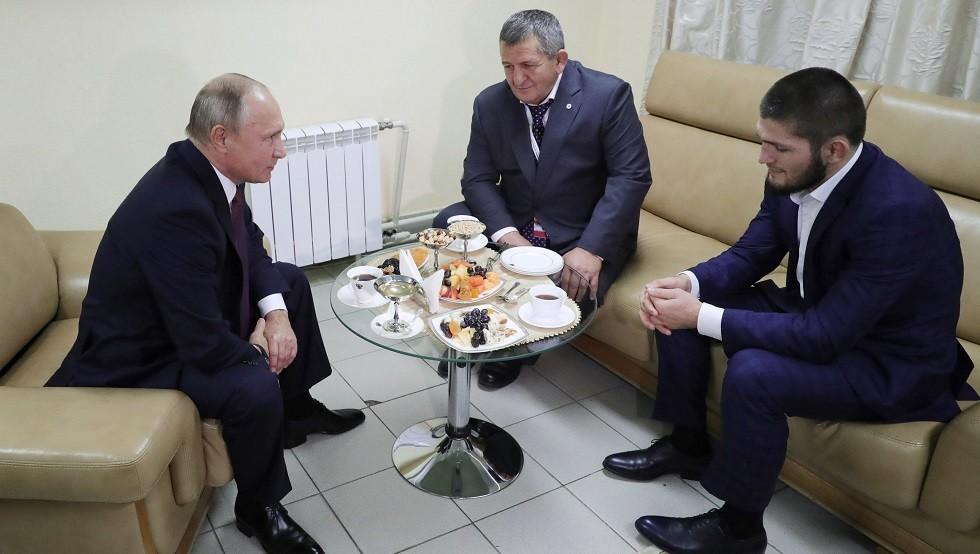 بوتين يلبي طلبا لحبيب بنحو 10 ملايين دولار