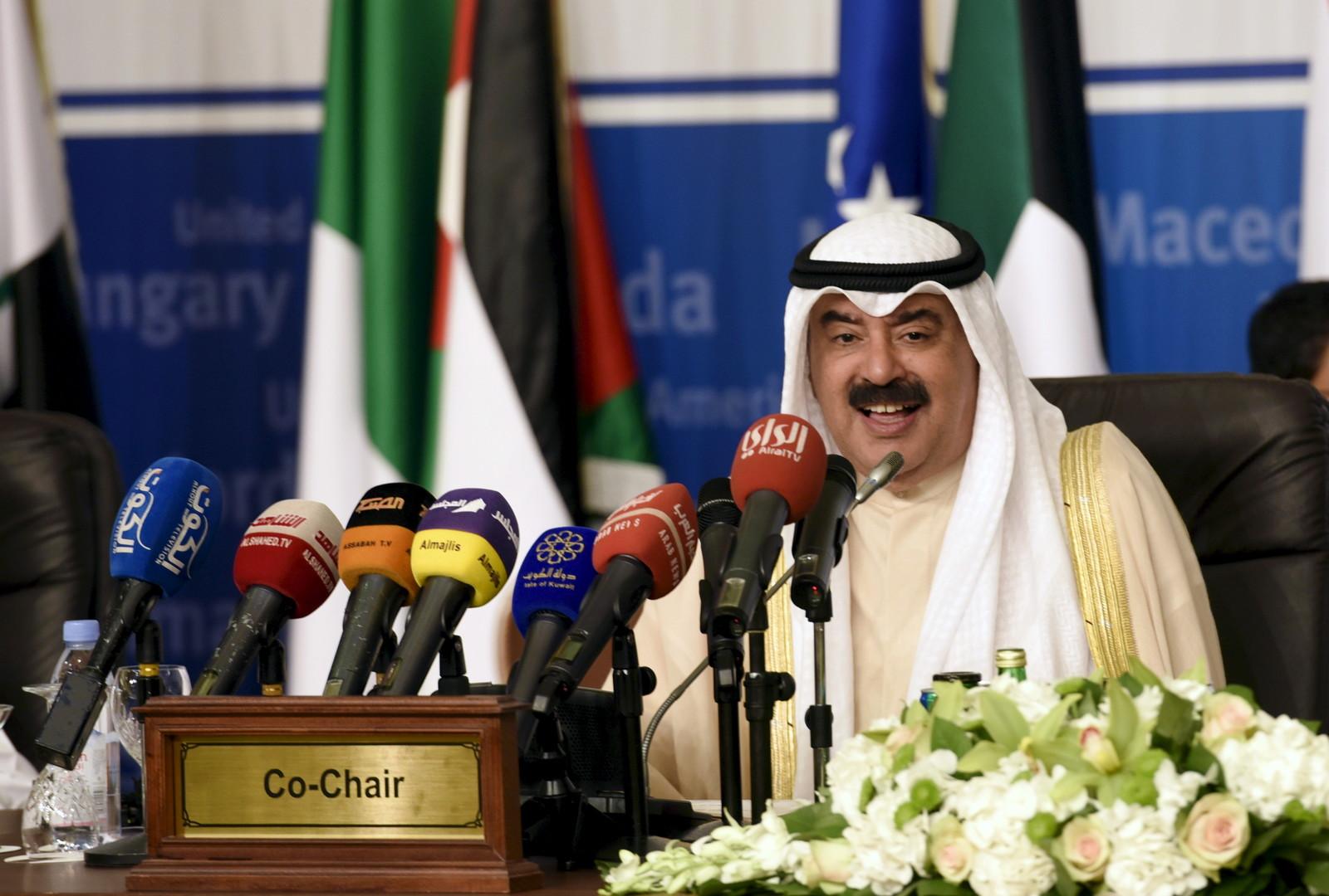 الكويت تعلن موقفها من مؤتمر البحرين  -